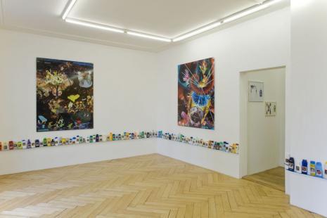 Peter Z. Herzog - Galerie Susanna Kulli - Hammam/Bathcare/Psycho/Cosmology - 2009 - 4/8