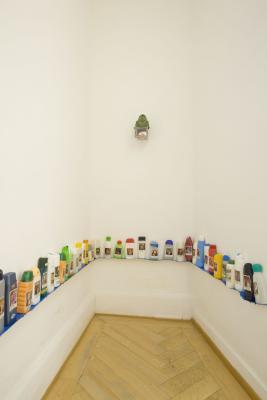 Peter Z. Herzog - Galerie Susanna Kulli - Hammam/Bathcare/Psycho/Cosmology - 2009 - 6/8