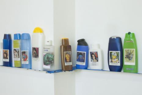 Peter Z. Herzog - Galerie Susanna Kulli - Hammam/Bathcare/Psycho/Cosmology - 2009 - 8/8