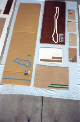 Armleder-Hirschhorn-Khatami-Manz-Rockenschaub - Galerie Susanna Kulli - parallel lines - 2011 - 3/6