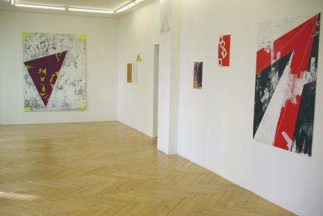 Shila Khatami - Galerie Susanna Kulli - Topspin - 2010 - 2/6