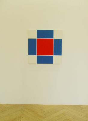Jean-Luc Manz - Galerie Susanna Kulli - Bilder und Zeichnungen - 1989 -1/1