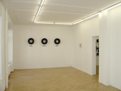 Merrick - Quartz Mouvement / working drawings 1990-1997 - Galerie Susanna Kulli - 2007 - 2/5