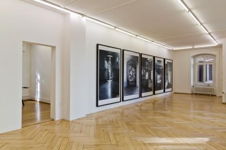 Silvie Defraoui_Galerie_Susanna Kulli_20013_Rooms