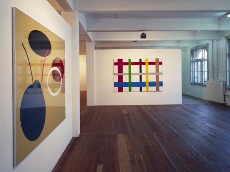 Gerwald Rockenschaub_Galerie_Susanna Kulli_2001