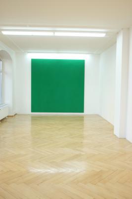 John Armleder_Gerhard Merz_Galerie_Susanna Kulli_Zuerich_2016