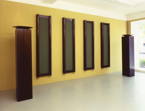 Galerie Susanna Kulli_Gerhard Merz_ITALIA MCMLXXXVI