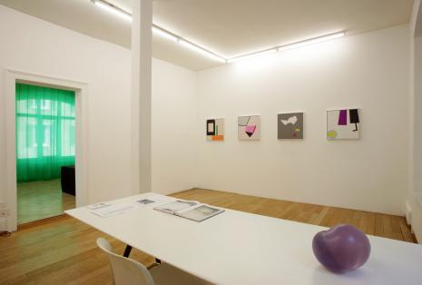 Gerwald Rockenschaub_Galerie_Susanna Kulli_2006