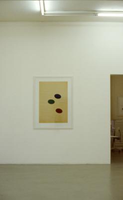 John Armleder_Galerie Susanna Kulli_works on paper 1967-1987