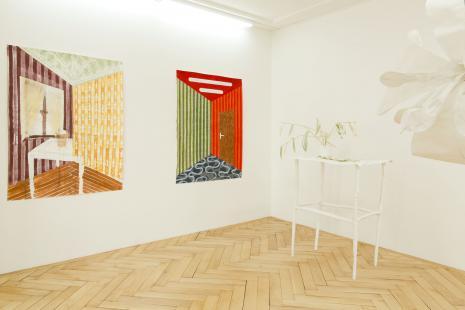 Michael Noser - Galerie Susanna Kulli - Jardin des Plantes - 2014 - 1/6