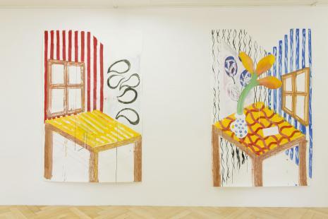 Michael Noser - Galerie Susanna Kulli - Jardin des Plantes - 2014 - 3/6