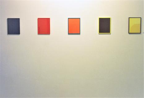 Olivier Mosset_Galerie Susanna Kulli_1999