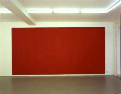 Olivier Mosset_Galerie Susanna Kulli_1984
