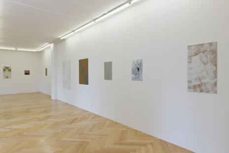 Shila Khatami - Galerie Susanna Kulli - Die Würfel im Fallen - 2013 -1/6
