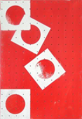 Shila Khatami - Galerie Susanna Kulli - Topspin - 2010 - 5/6