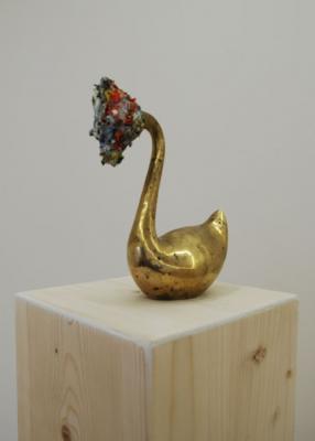 Thom Merrick - Galerie Susanna Kulli - Brass Sculptures - 2006 - 7/7