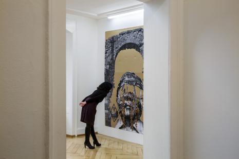 Thomas Hirschhorn_A Ruin Is A Ruin_Galerie_Susanna Kulli_Zuerich