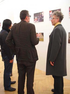 Thomas Hirschhorn_Galerie Susanna Kulli_Ur-Collage 2009
