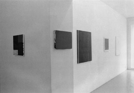 Günther Wizemann - Galerie Susanna Kulli - ohne Titel - 1984 - 1/1