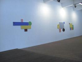 Thom Merrick - Galerie Susanna Kulli - untitled - paintings - 2001 - 3/4