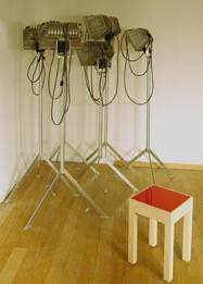 Galerie_Susanna Kulli_Kerim Seiler_Im Lampenfieber_2004