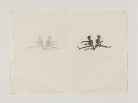 Armleder-Crotti-Khatami-Merrick-Rockenschaub - Galerie Susanna Kulli - Die Linie _ The Line - 2013 - 2/5