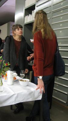 33 Jahre _Galerie_Susanna Kulli_Ein Materialbuch_Sitterwerk_St.Gallen