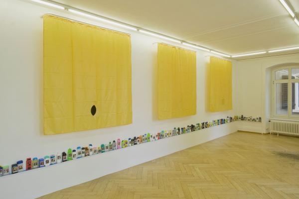 Peter Z. Herzog - Galerie Susanna Kulli - Hammam/Bathcare/Psycho/Cosmology - 2009 - 1/8