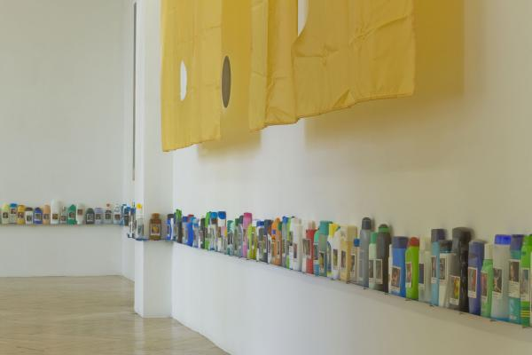 Peter Z. Herzog - Galerie Susanna Kulli - Hammam/Bathcare/Psycho/Cosmology - 2009 - 7/8