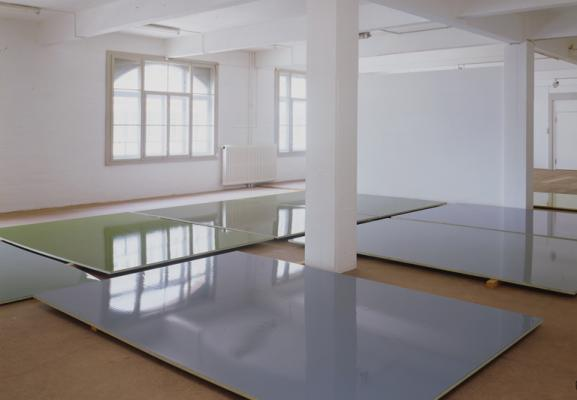 Adrian Schiess_Galerie_Susanna Kulli_1997