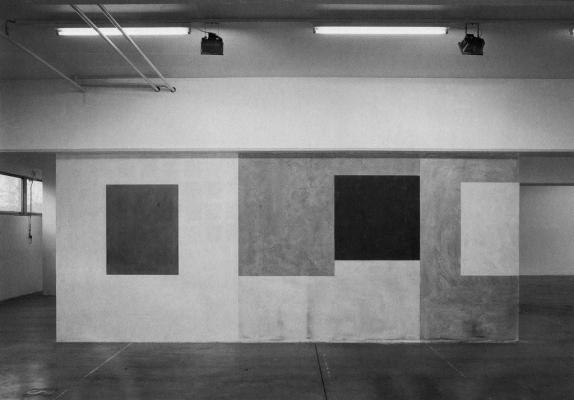 Ernst Caramelle_Galerie Susanna Kulli_1989