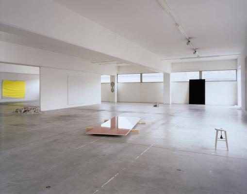 ECART_by_John Armleder_Galerie Susanna Kulli_Christian Marclay_Gerwald Rockenschaub_Adrian Schiess