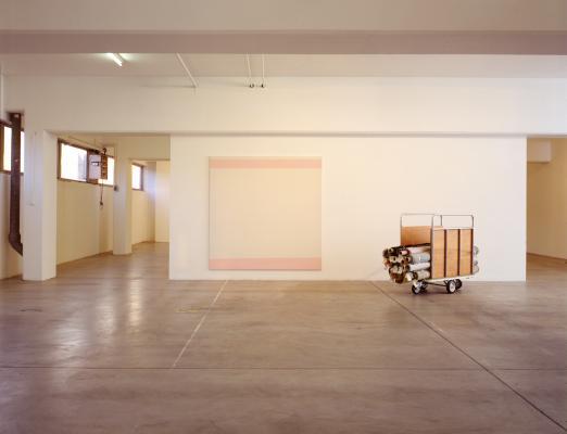 Galerie Susanna Kulli_John Armleder_Furniture Sculptures_1990