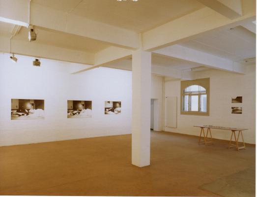 Marianne Mueller_Galerie_Susanna Kulli 1995
