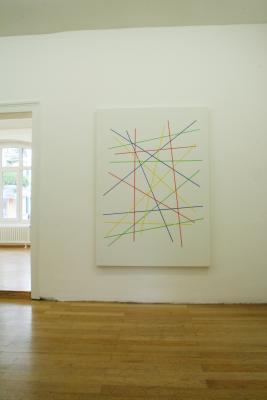 Crotti / Manz - Galerie Susanna Kulli - Malerei / Zeichnung - 2005 - 2/4