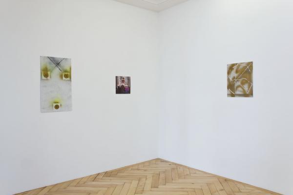 Shila Khatami - Galerie Susanna Kulli - Die Würfel im Fallen - 2013 -5/6