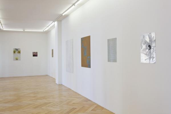 Shila Khatami - Galerie Susanna Kulli - Die Würfel im Fallen - 2013 -3/6