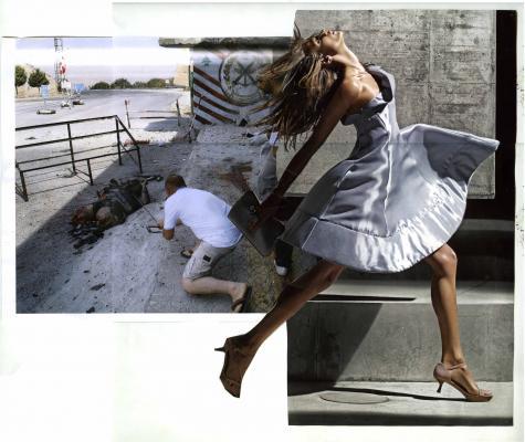 Galerie_Susanna Kulli_Thomas Hirschhorn_Collage-Truth