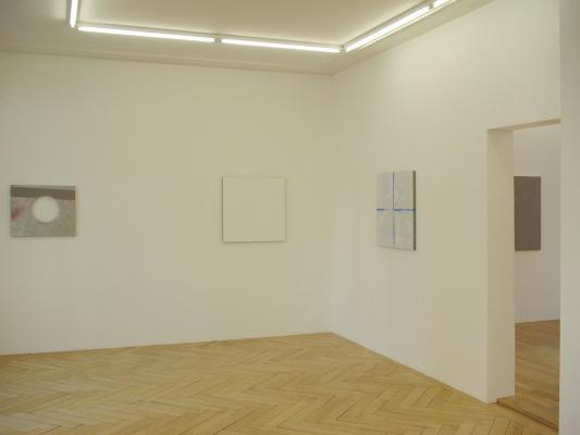 Gaylen Gerber_Adrian Schiess_Heimo Zobernig_Galerie_Susanna Kulli_Zurich