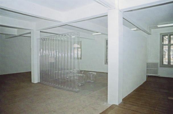 Gerwald Rockenschaub_Galerie_Susanna Kulli_1996_wanna play