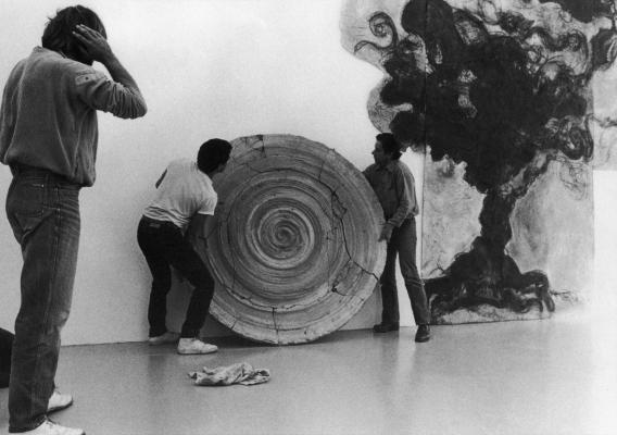 Giuseppe Spagnulo_Galerie_Susanna Kulli_Zurich