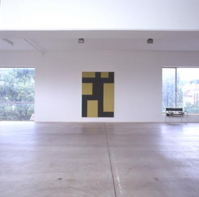 Federle-Mosset-Rockenschaub-Schiess - Galerie Susanna Kulli - 1990 - 2/2