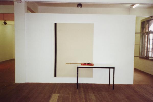 John Armleder_Galerie_Susanna Kulli_1996