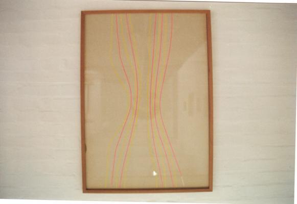 John Armleder_Galerie Susanna Kulli_1998_drawings