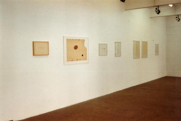 John Armleder_Galerie Susanna Kulli_1998