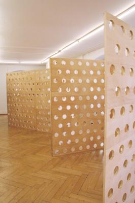 Shila Khatami - Galerie Susanna Kulli - bits and pieces - 2008 - 1/4