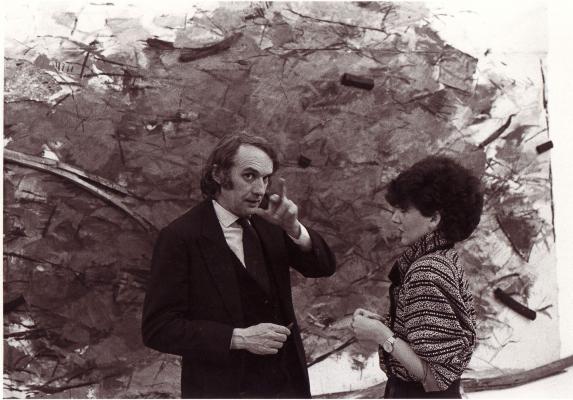 Marco Gastini_Galerie_Susanna Kulli_1984