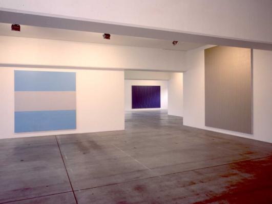 Olivier Mosset_Galerie_Susanna Kulli_Zurich