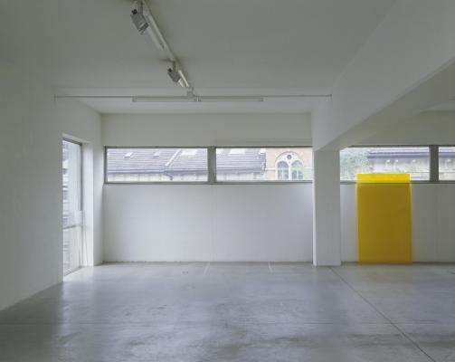 Gerwald Rockenschaub_Galerie_Susanna Kulli_1991