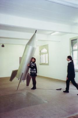 Galerie_Susanna Kulli_Sylvie Fleury_1995